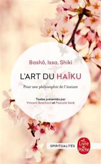 L'art du haïku