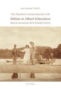 Hélène et Albert Schweitzer