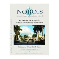 Norois. n° 247, Recherche touristique