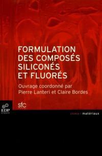 Formulation des composés siliconés