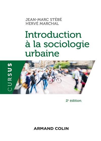 Introduction à la sociologie urbaine
