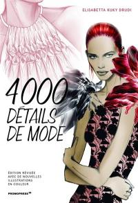 4.000 détails de mode