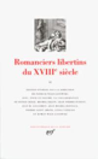 Romanciers libertins du XVIIIe siècle. Volume 2,