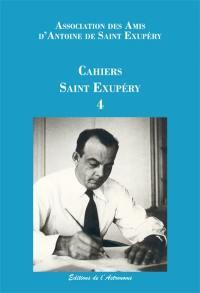 Cahiers Saint-Exupéry. n° 4,