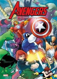 The Avengers. Volume 2, L'union fait la force