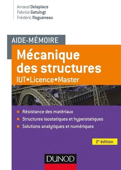 Mécanique des structures