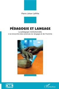 Pédagogie et langage