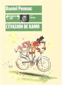 Kamo. Vol. 4. L'évasion de Kamo