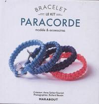 Le kit bracelet paracorde