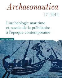 Archaeonautica. n° 17,