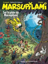 Marsupilami. Volume 25, Sur la piste du Marsupilami