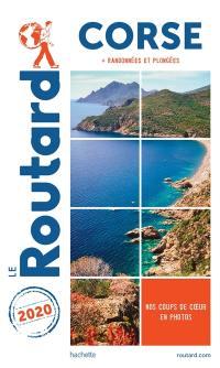 Corse + randonnées et plongées