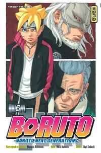 Boruto. Volume 6,