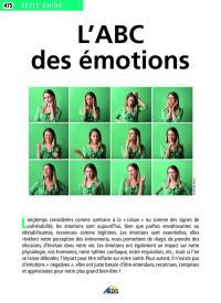 L'ABC des émotions