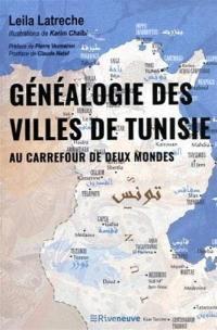 Généalogie des villes de Tunisie
