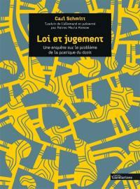 Loi et jugement