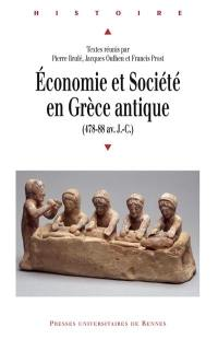 Economie et société en Grèce antique (478-88 av. J.-C.)