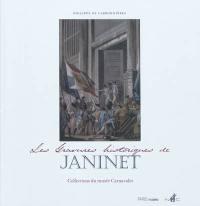 Les gravures historiques de Janinet