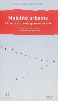 Mobilité française à l'heure du développement durable