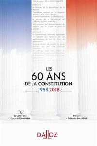 Les 60 ans de la Constitution