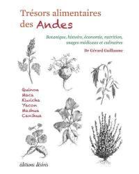 Trésors alimentaires des Andes