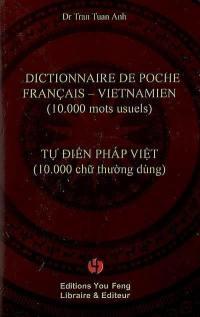 Dictionnaire de poche français-vietnamien (10.00 mots usuels)