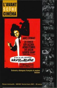 Avant-scène cinéma (L'). n° 680-681, Autopsie d'un meurtre