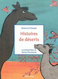 Histoires de déserts