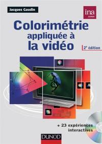 Colorimétrie appliquée à la vidéo