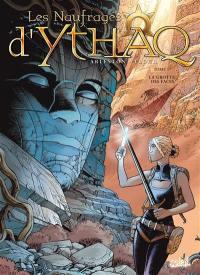 Les naufragés d'Ythaq. Volume 17, La grotte des faces