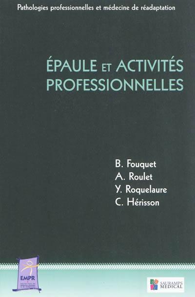 Epaule et activités professionnelles