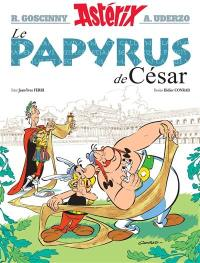 Une aventure d'Astérix. Volume 36, Le papyrus de César