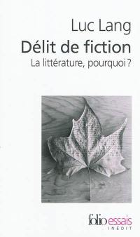 Délit de fiction