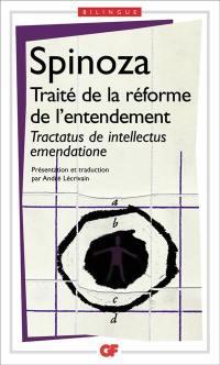 Traité de la réforme de l'entendement