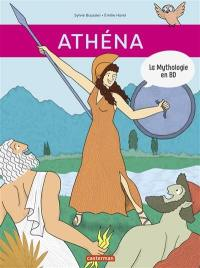 La mythologie en BD, Athéna