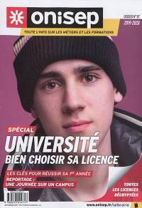 Spécial université