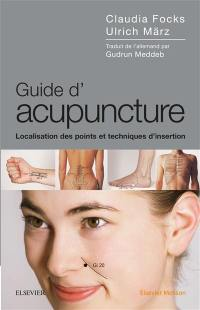 Guide d'acupuncture