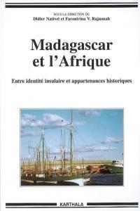 Madagascar et l'Afrique