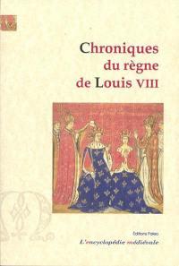 Chroniques du règne de Louis VIII
