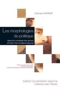 Les morphologies du politique