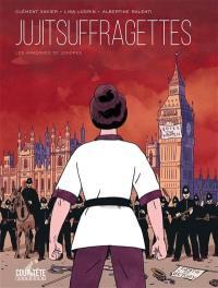 Jujitsuffragettes