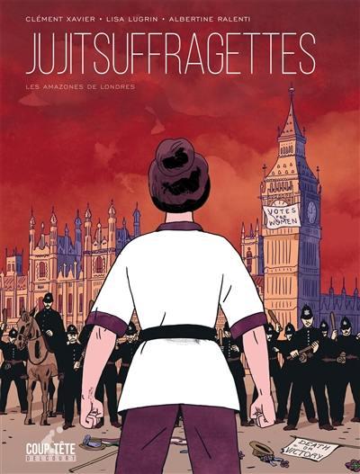 Jujitsuffragettes : les Amazones de Londres