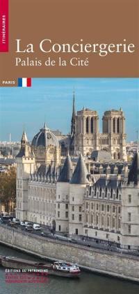 La Conciergerie (en russe) : Palais de la Cité