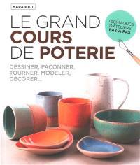 Le grand cours de poterie