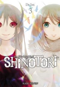 Shinotori. Volume 3,