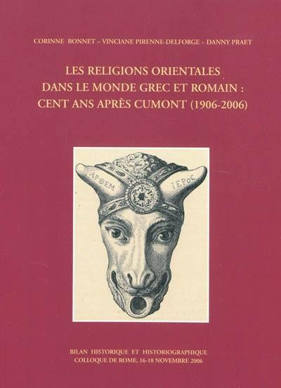 Les religions orientales dans le monde grec et romain