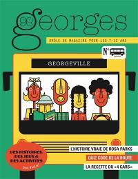 Georges : drôle de magazine pour enfants. n° 41, Autobus