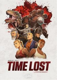 Time lost. Volume 1, Opération rainbow 2