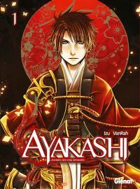 Ayakashi. Volume 1,