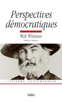 Perspectives démocratiques